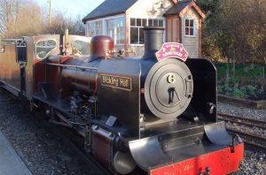 steam train bure valley railway