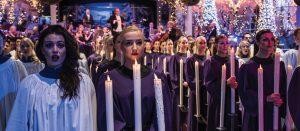 Thursford choir