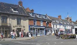 Market square Aylsham